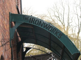 'THE IRONWORKS' CHURCH STREET