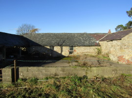 TRADITIONAL STONE BARNS FOR SALE - NR. OSWESTRY